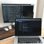 iiyama27インチ液晶を使って自宅のパソコン環境をデュアルディスプレイ化してみました。