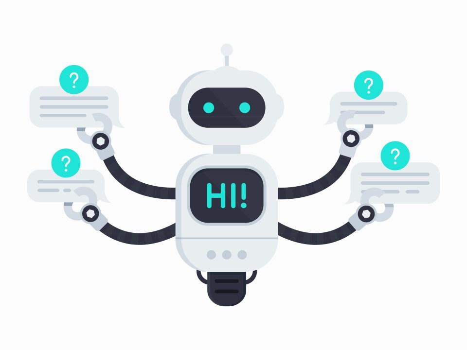 Chatbot manteniendo multiples conversaciones simultáneas