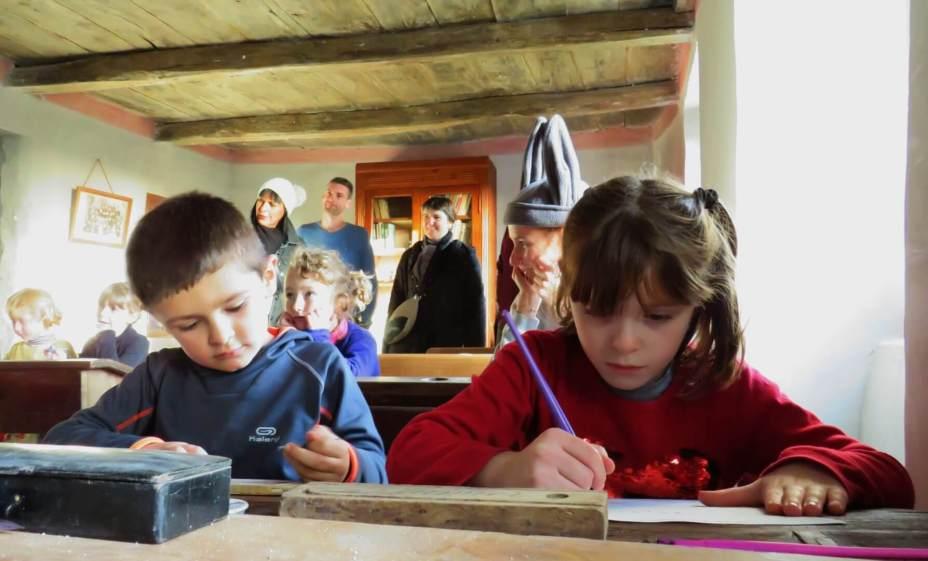 école de montaigut