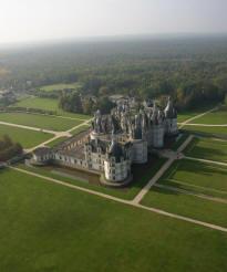 Chateau De Chambord Ouvert Au Public Toute Lanne Jardins
