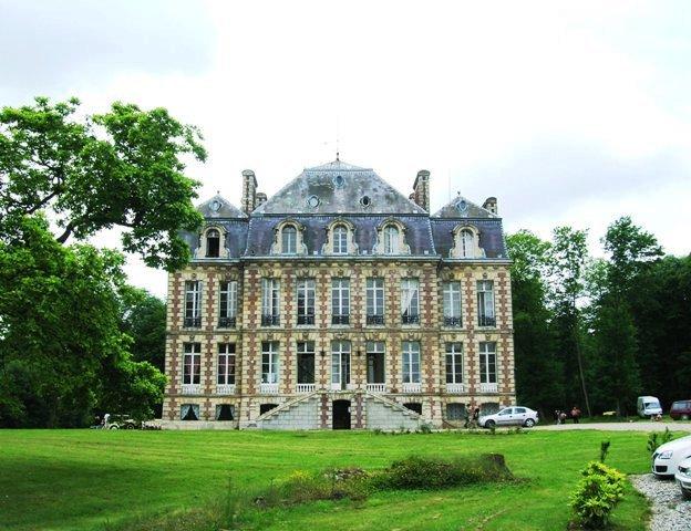chateau de montigny sur l hallue chambres d hotes de charme gite