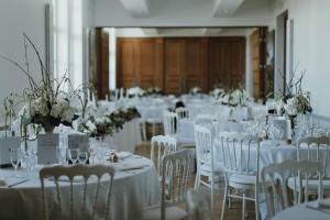 chateau de jalesnes wedding reception loire valley france