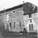 Saconay - Ancienne étable -