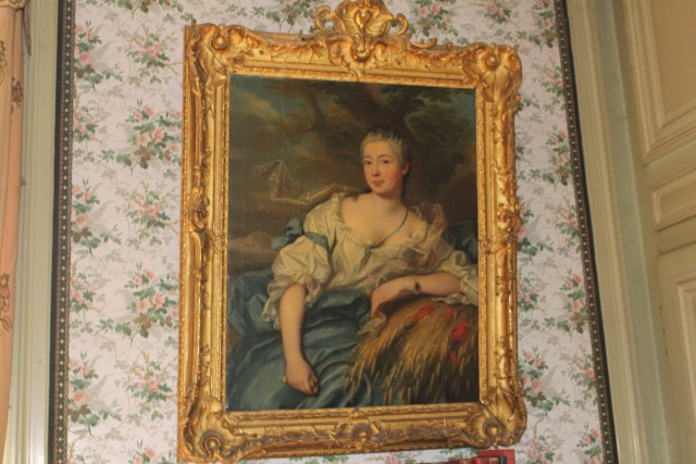 Saconay - Jeanne Dareste de Saconay