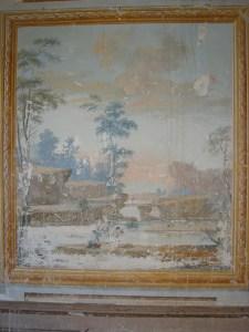 Saconay - Fresque de la galerie 3