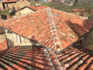 Saconay - Un beau toit tout neuf