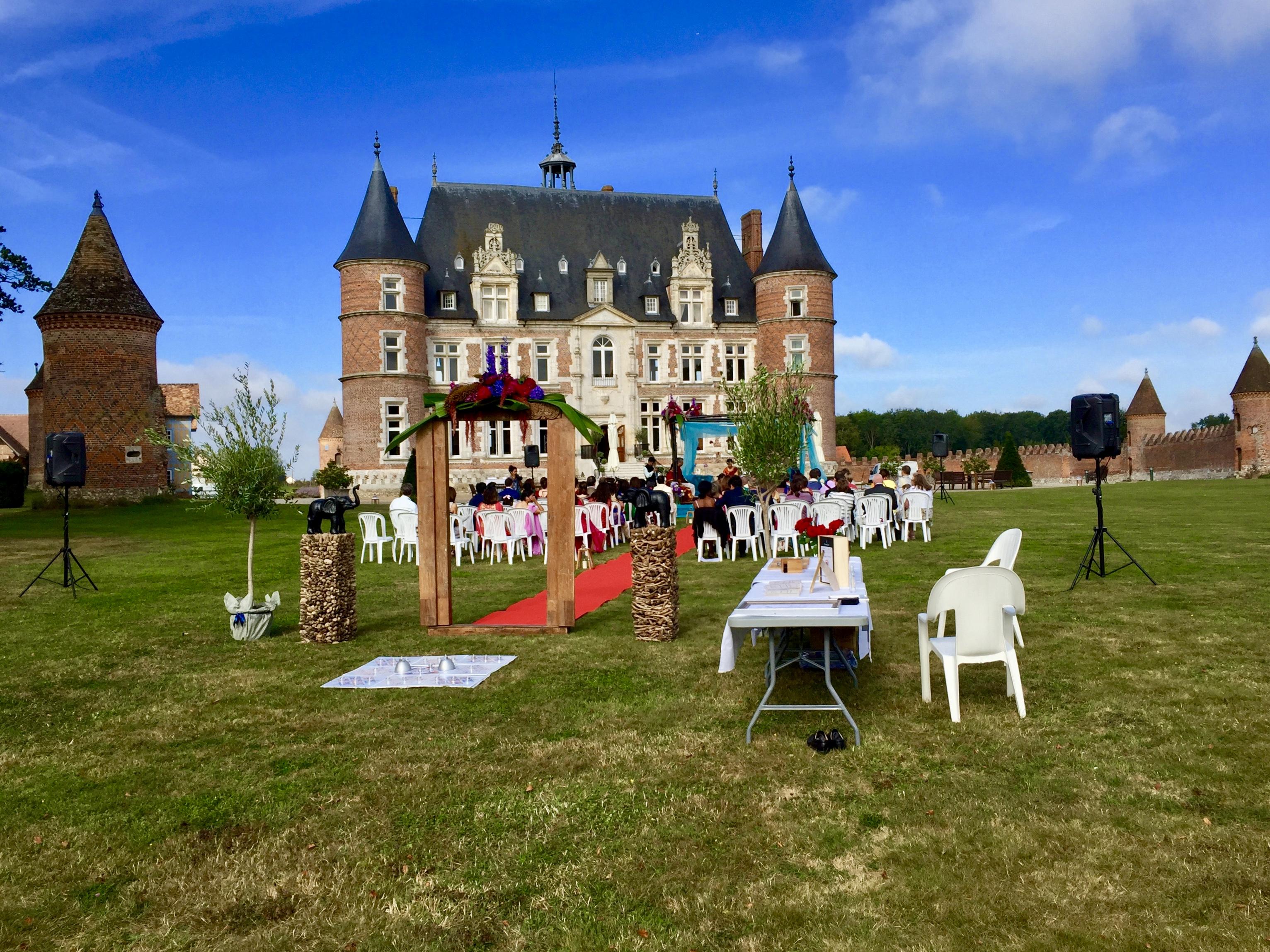Château Tilly - Mariage