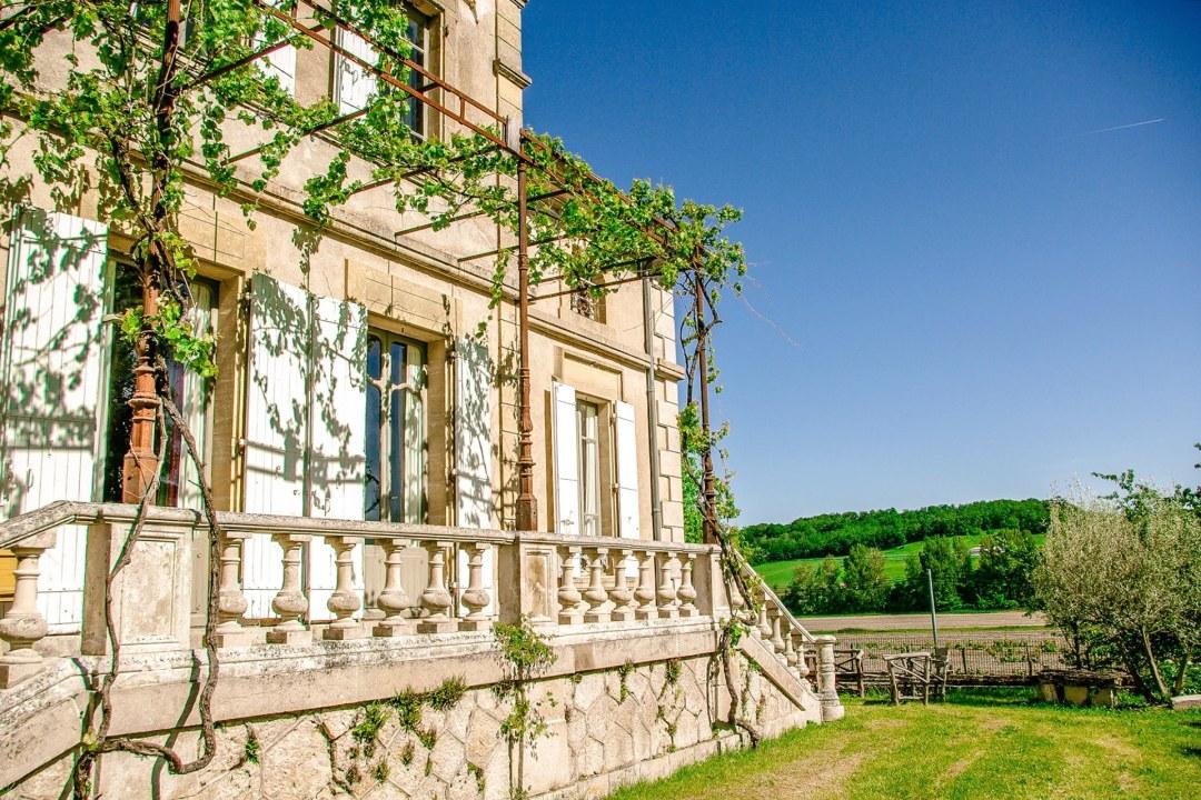 Château Bonhome Enchante Gazebo