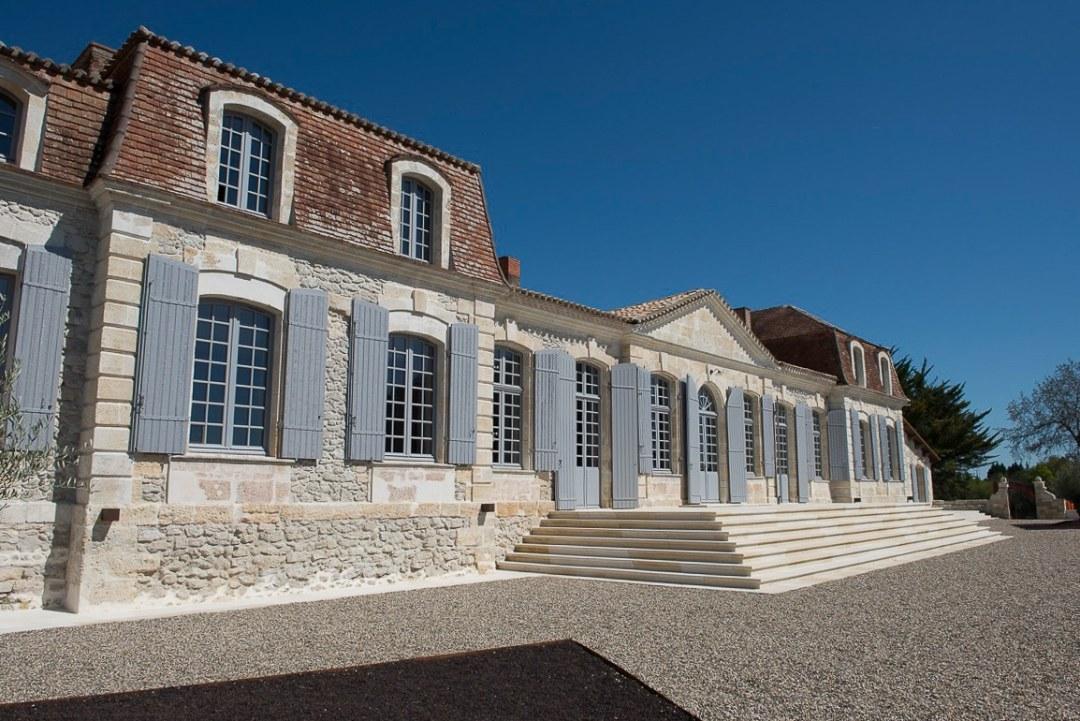 Château Antoinette Exterior-Terrasse