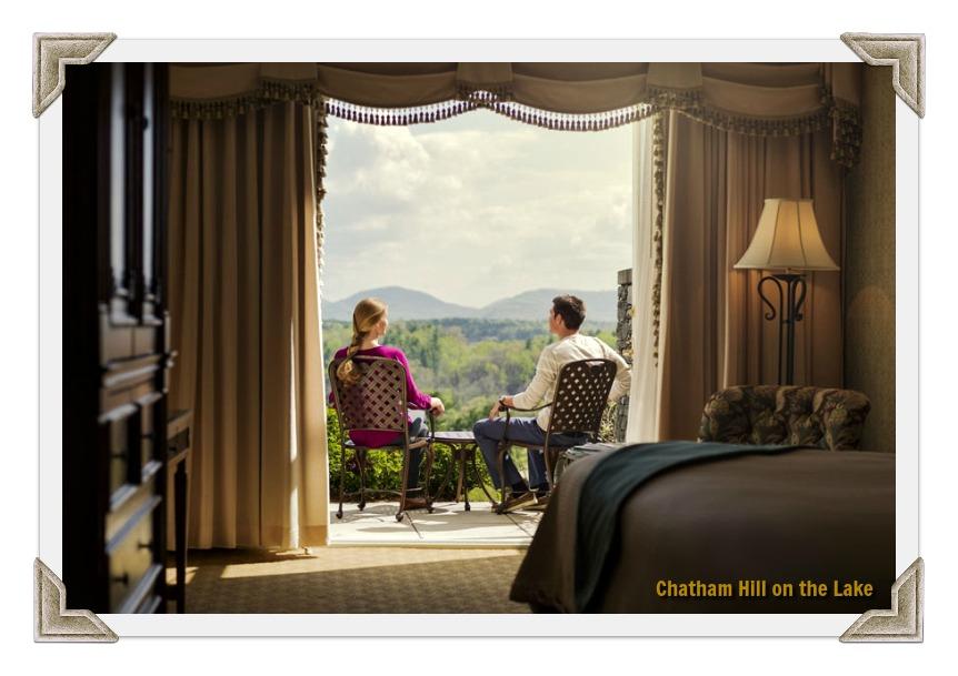 Luxury Bedding at the Biltmore Inn