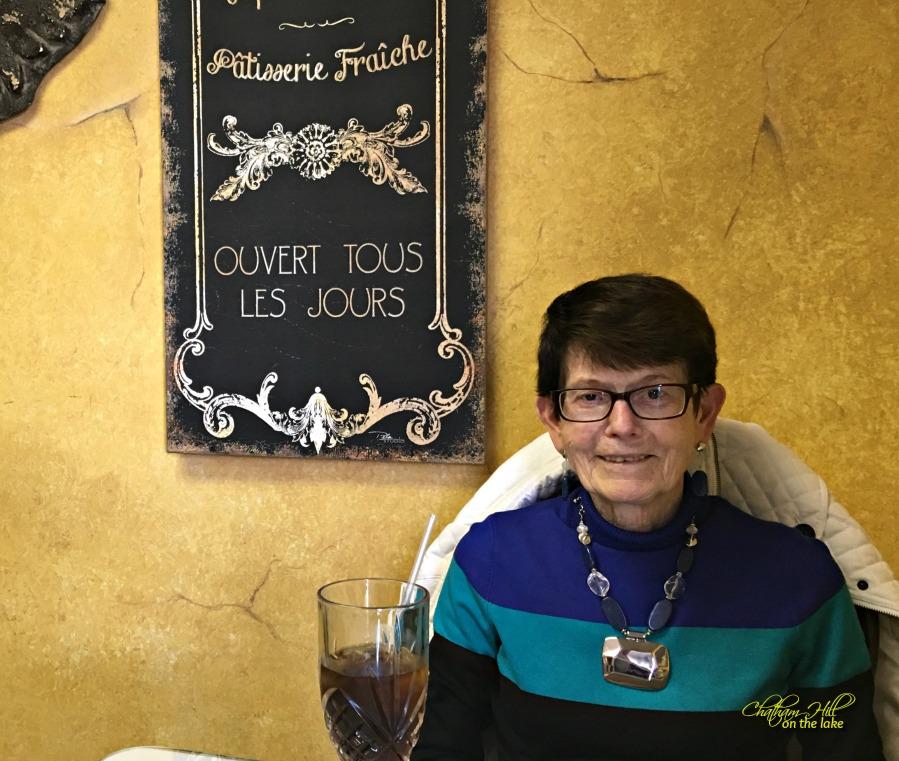 Mom at Imogenes www.chathamhillonthelake.com