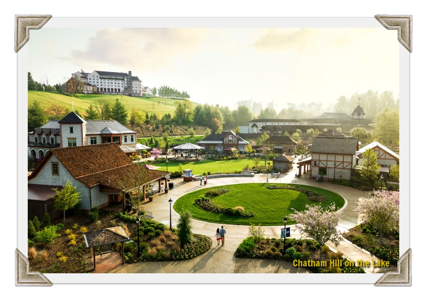 Winery, Shops and Stables of the Village at Biltmore