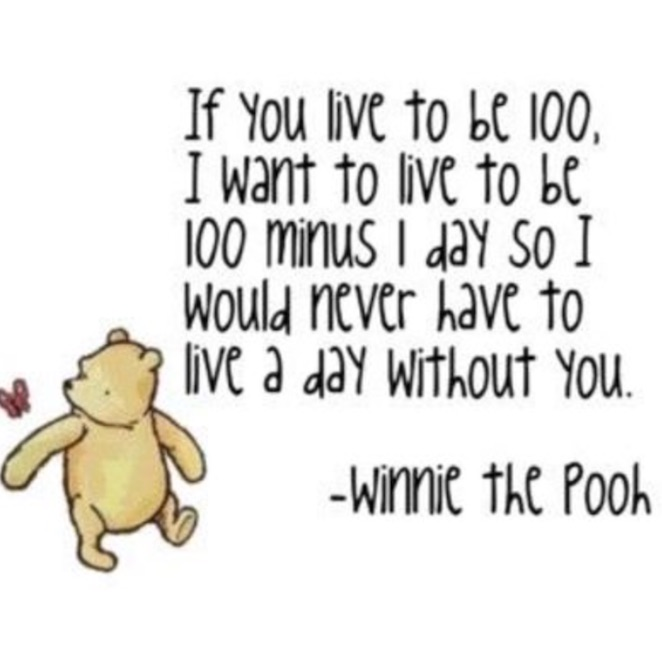 can't live without pooh www.chathamhillonthelake