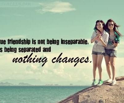 True Friendship – Determining When It Isn't