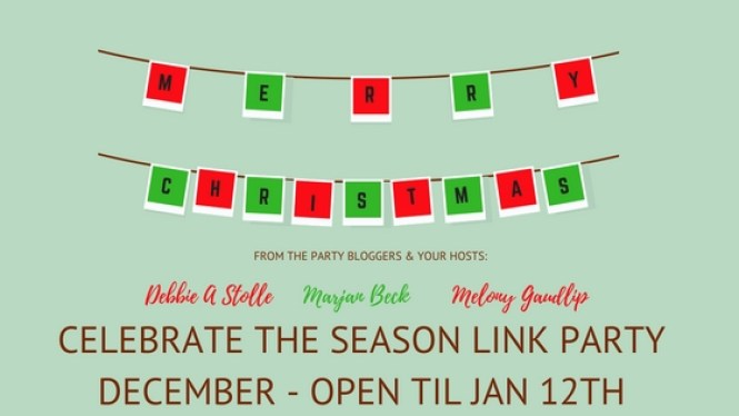 Celebrate the Season December Link Party www.chathamhillonthelake.com
