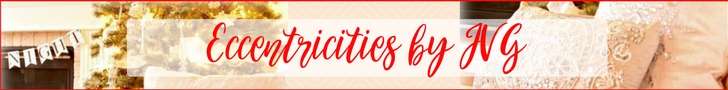 Eccentricities by JVG invites you to see her Christmas Home