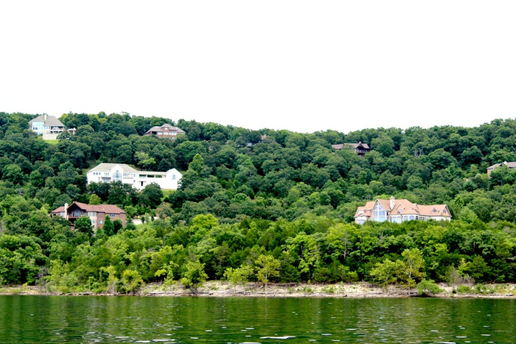 A view of our development from the lake www.chathamhillonthelake.com
