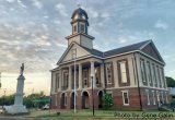 County Courthouse in Pittsboro, NC