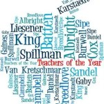 Chatham County Teachers of the Year