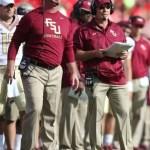 FSU football coach Jimbo Fisher
