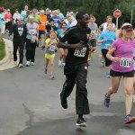 Chatham County Alzheimer's Walk and 5K Run