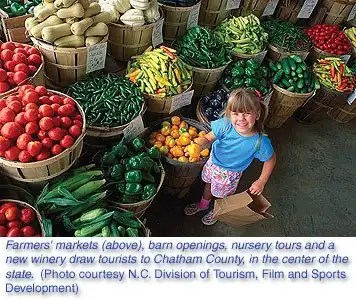 Chatham County Tourism