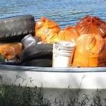 Jordan Lake Clean Up