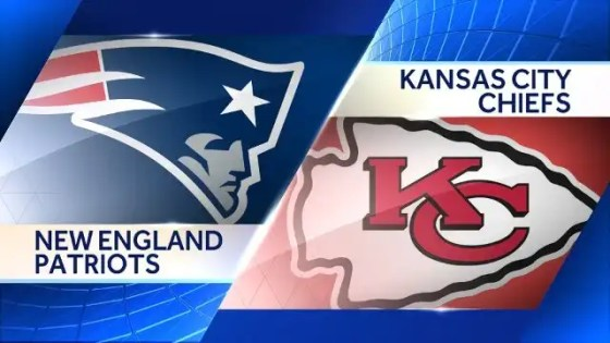 New England Patriots at Kansas City Chiefs