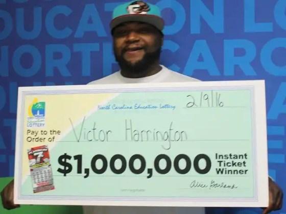 Victor Harrington of Pittsboro, NC
