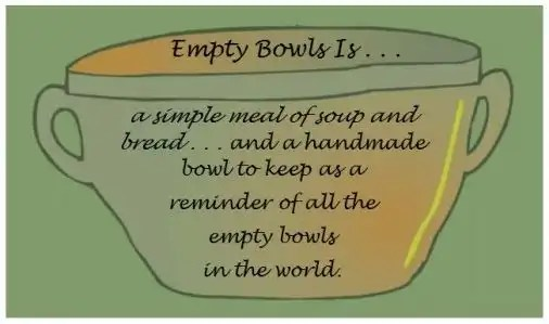 Chatham Empty Bowls Fundraiser