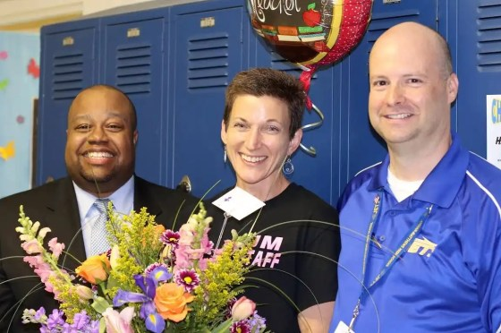 chatham teacher of the year
