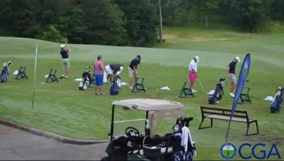 Pro amateur golf tournament in nc
