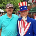 Candidate Jay Stobbs & Uncle Sam