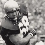 Boston College defensive tackle Mike Ruth