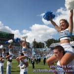 UNC Tar Heel Cheerleaders