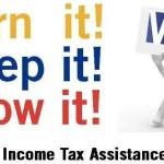 vita IRS tax preparation assistance
