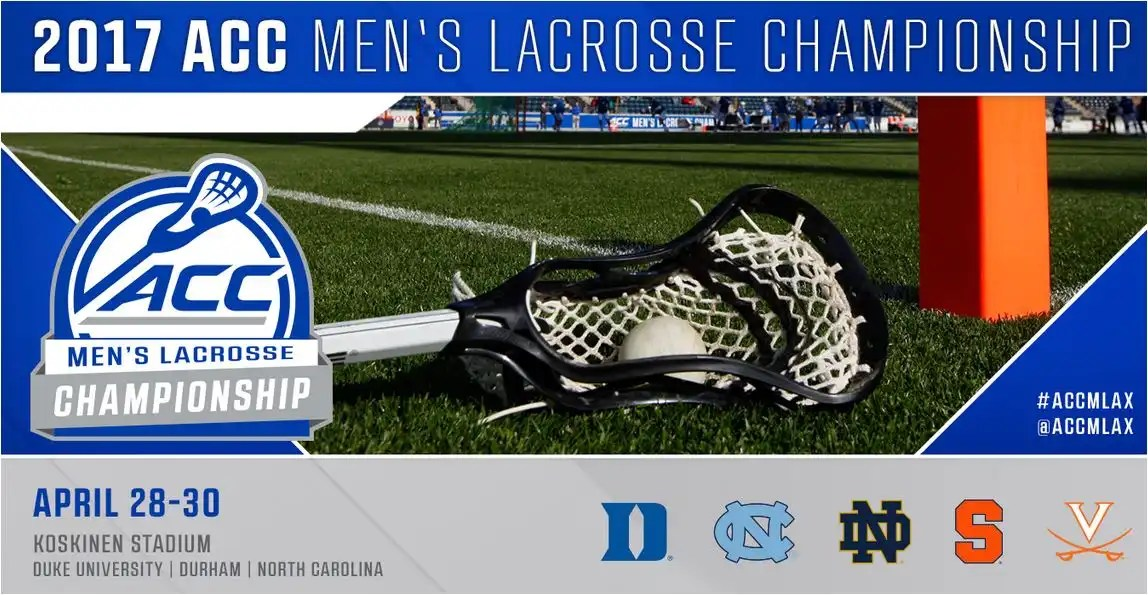 Seeds announced for 2017 ACC Men's Lacrosse Championship ...