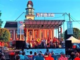 Big Time Band at Pittsboro Summerfest