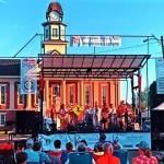 Big Time Band at Pittsboro Summerfest