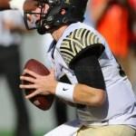 WFU Senior quarterback John Wolford