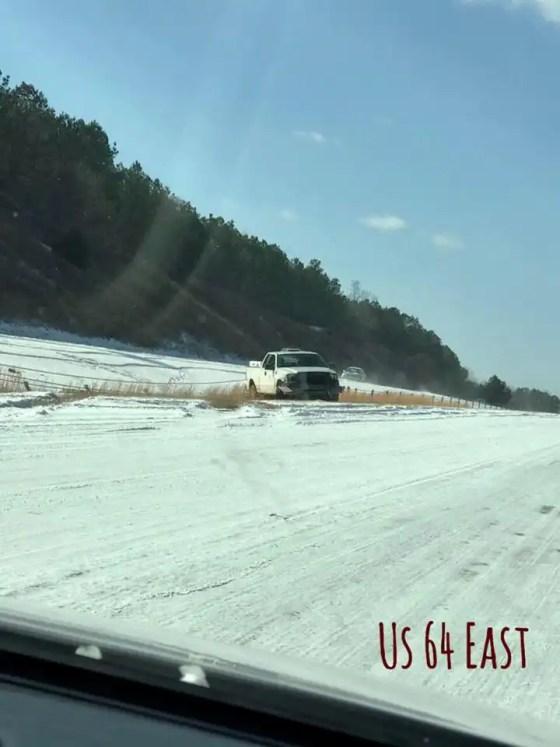 US 64 East