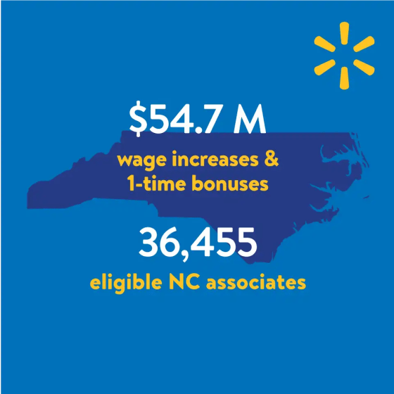 Walmart Final Wage Increase