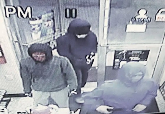 Circle K robbery suspects
