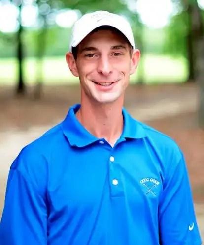 CCCC head golf coach John Jonathan Hockaday