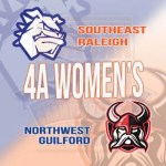 Southeast Raleigh vs Northwest Guilford 4A Basketball Championship