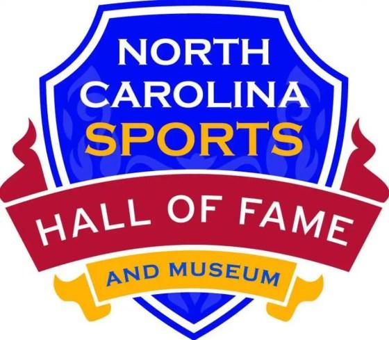 North Carolina Sports Hall of Fame nd museum logo