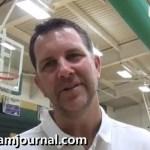 northwood baseball coach David Miller