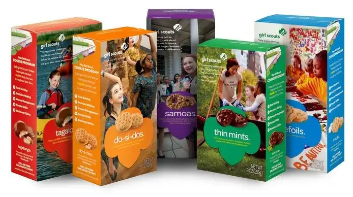 2019 girl scout cookie program kicks off on january 12