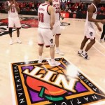 NC State in 2019 NIT tournament in Reynolds Coliseum