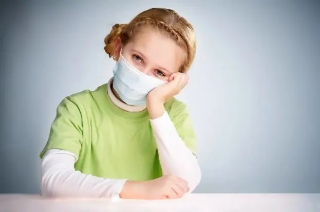 At what point do we put our masks on, wash our hands and get back to the school building for the sake of our children?